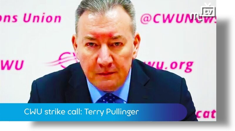 Terry Pullinger Podcast